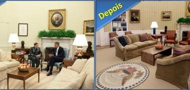 Casa Branca: Os Presidentes dos EUA e seus Abajures